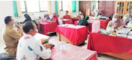 Kepala Dinas Pendidika Kota Palangka Raya H.Akhmad Fauliansyah menyempatkan diri berkunjung dan silahtuhrahmi dengan segenap guru-guru SMP Islam NU